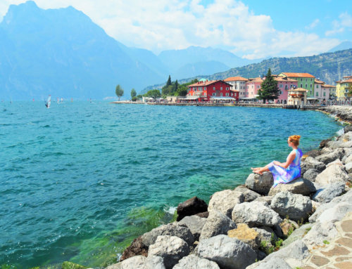 Italy – a road trip around the Lake Garda
