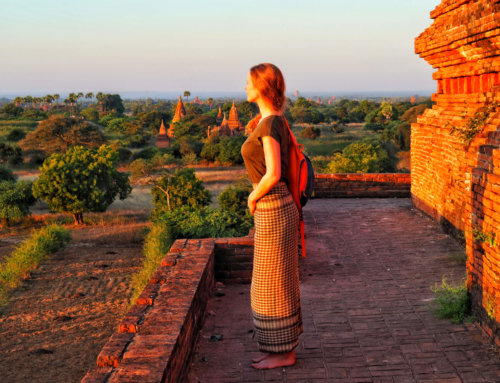 Mysterious Myanmar. Part 3: Bagan