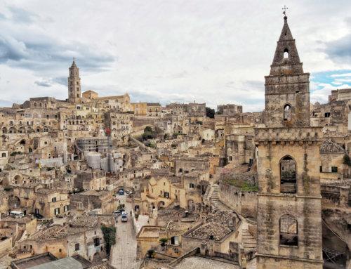 Fairytale Apulia: Ostuni and Matera