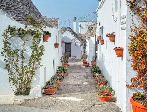 Fairytale Apulia: Trulli of Alberobello
