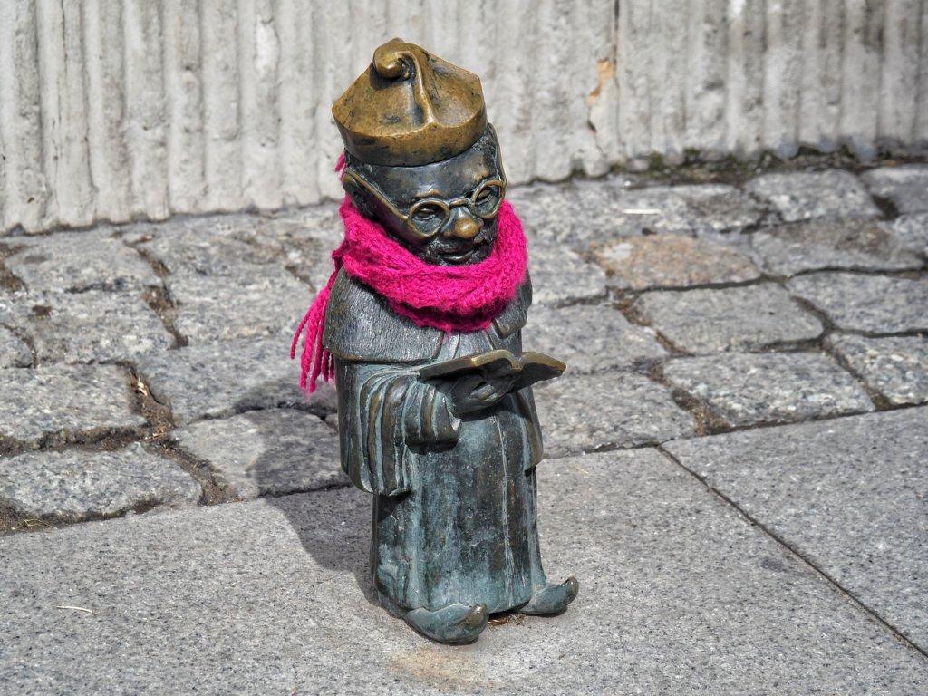 Wrocław dwarf