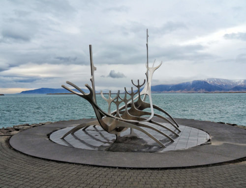 Girls trip to Iceland. Day one: Reykjavik