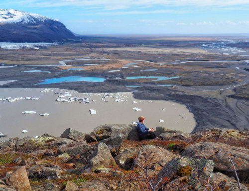 Girls trip to Iceland. Day four: hiking in Skaftafell