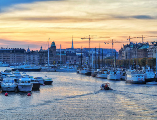 A weekend trip to Stockholm