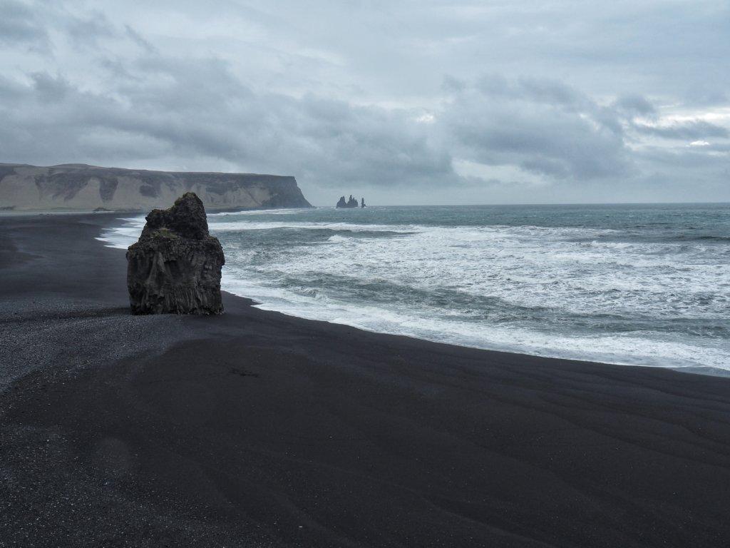 Vík í Mýrdal beach