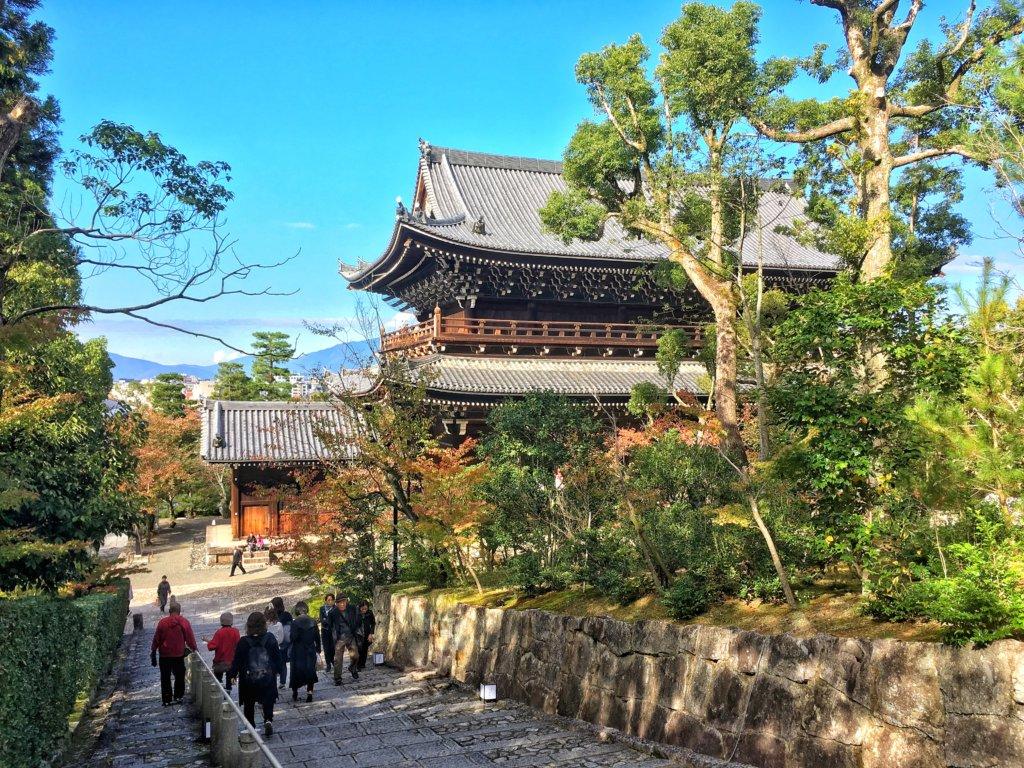 Nanzen-ji grounds