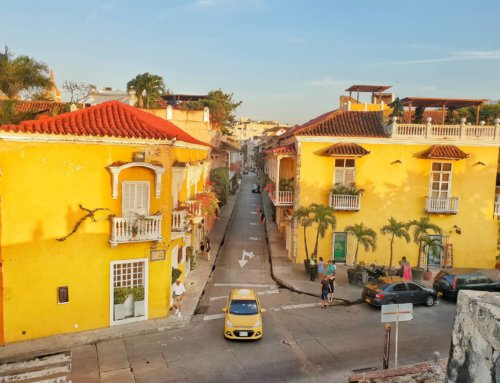 Colombia: Cartagena and Santa Marta