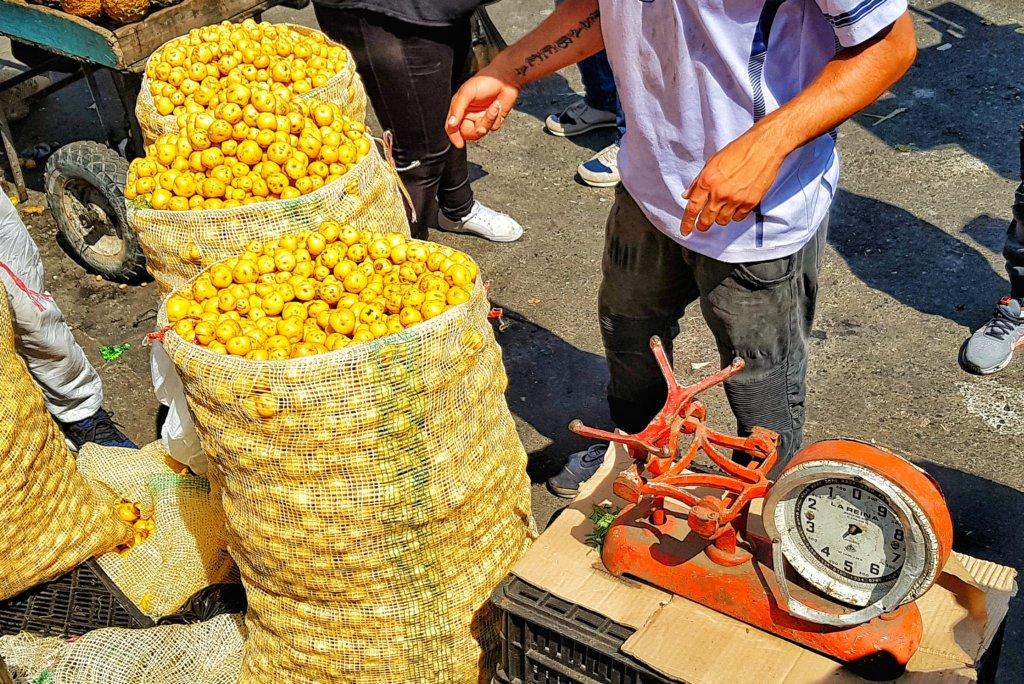Market in Manizales
