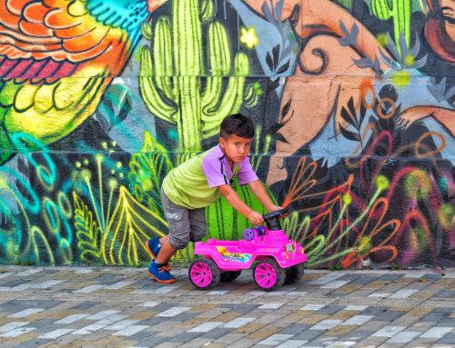 Colombia: Bogota graffiti tour