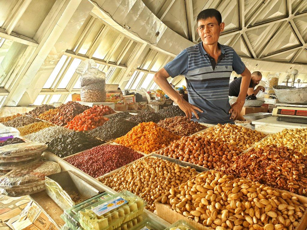 Chorsu Bazar