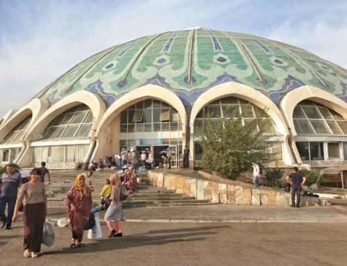 Uzbekistan: Exploring Tashkent