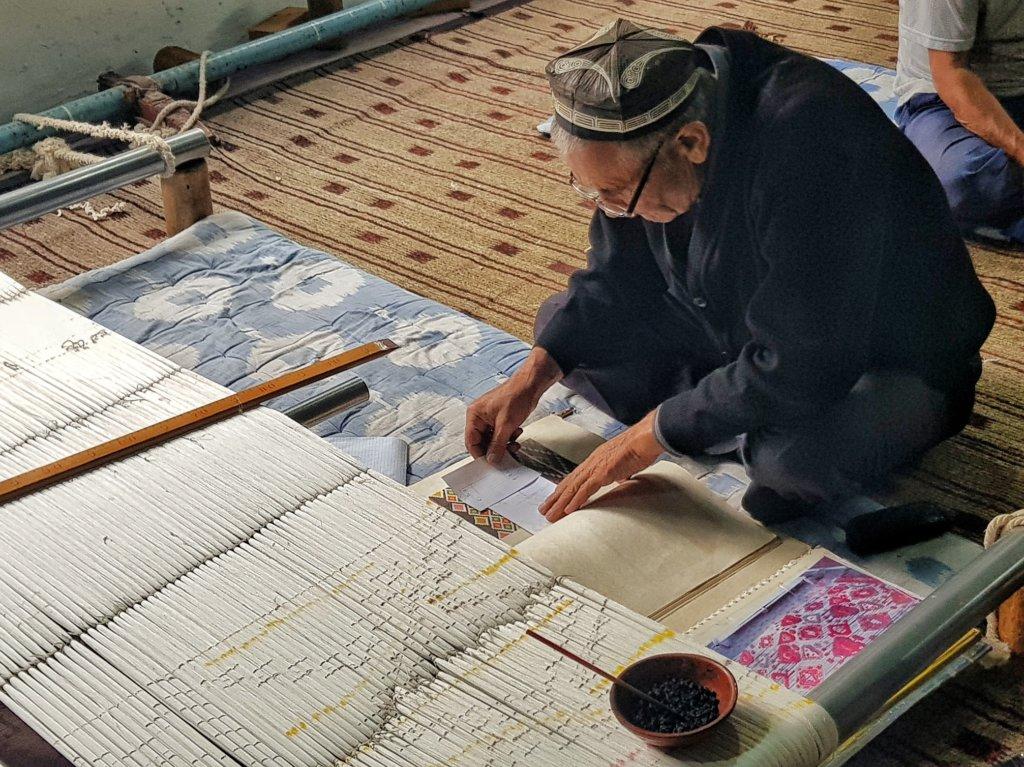 Yodgorlik Silk Factory
