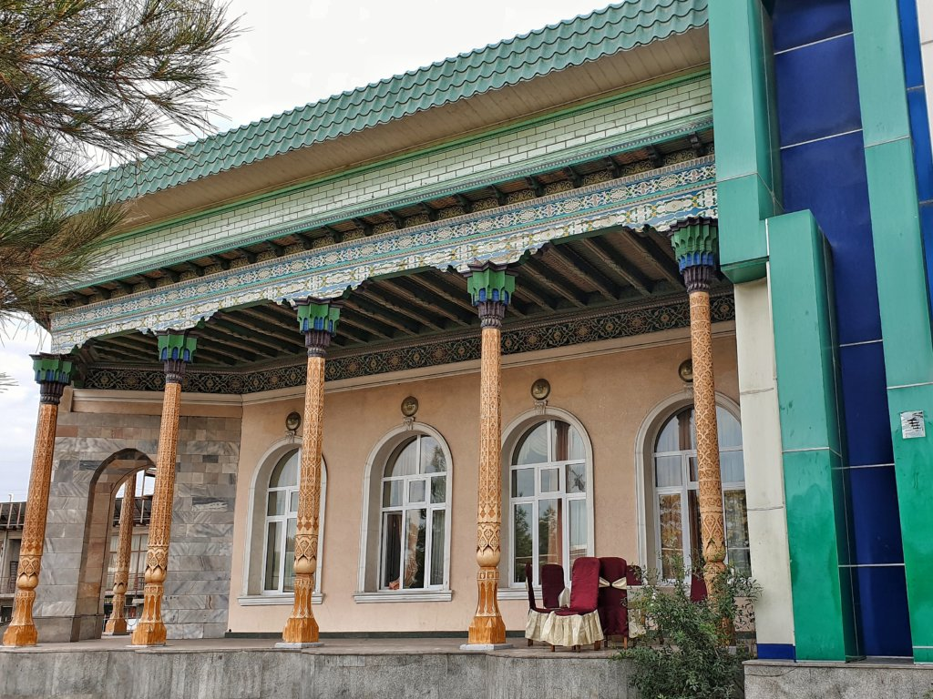 Khonakokh Mosque