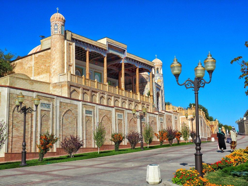 Islam Karimov's Tomb
