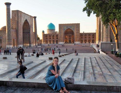 Uzbekistan: exploring Samarkand