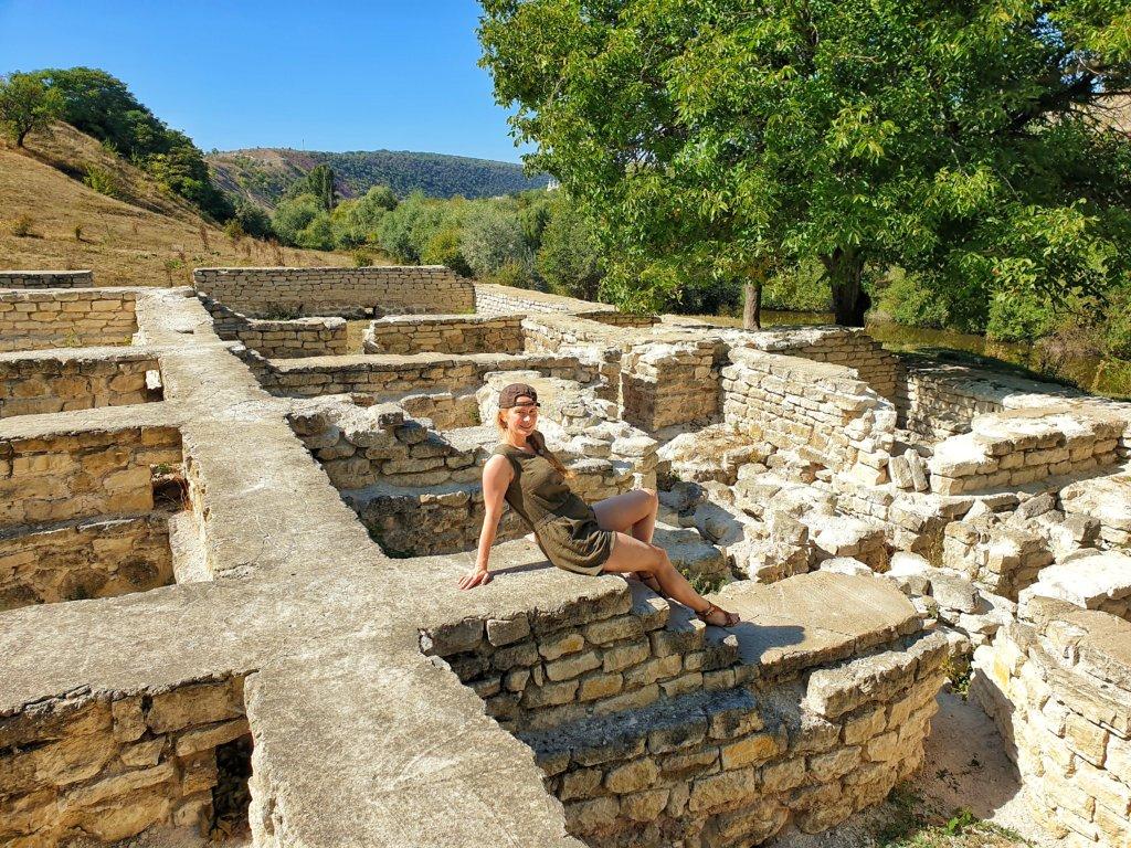 Tatar Bath ruins