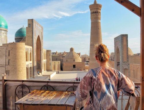 Exploring Uzbekistan: Bukhara