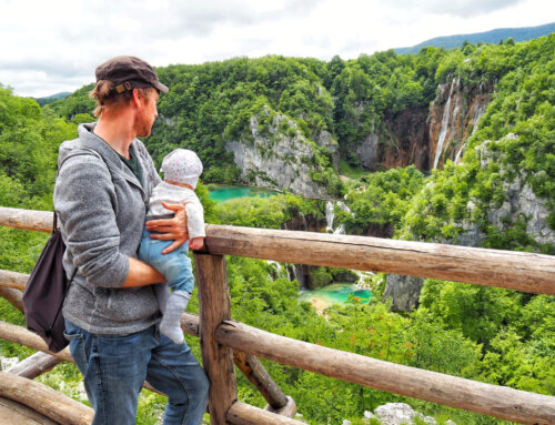 Caravan travels with baby: our experience