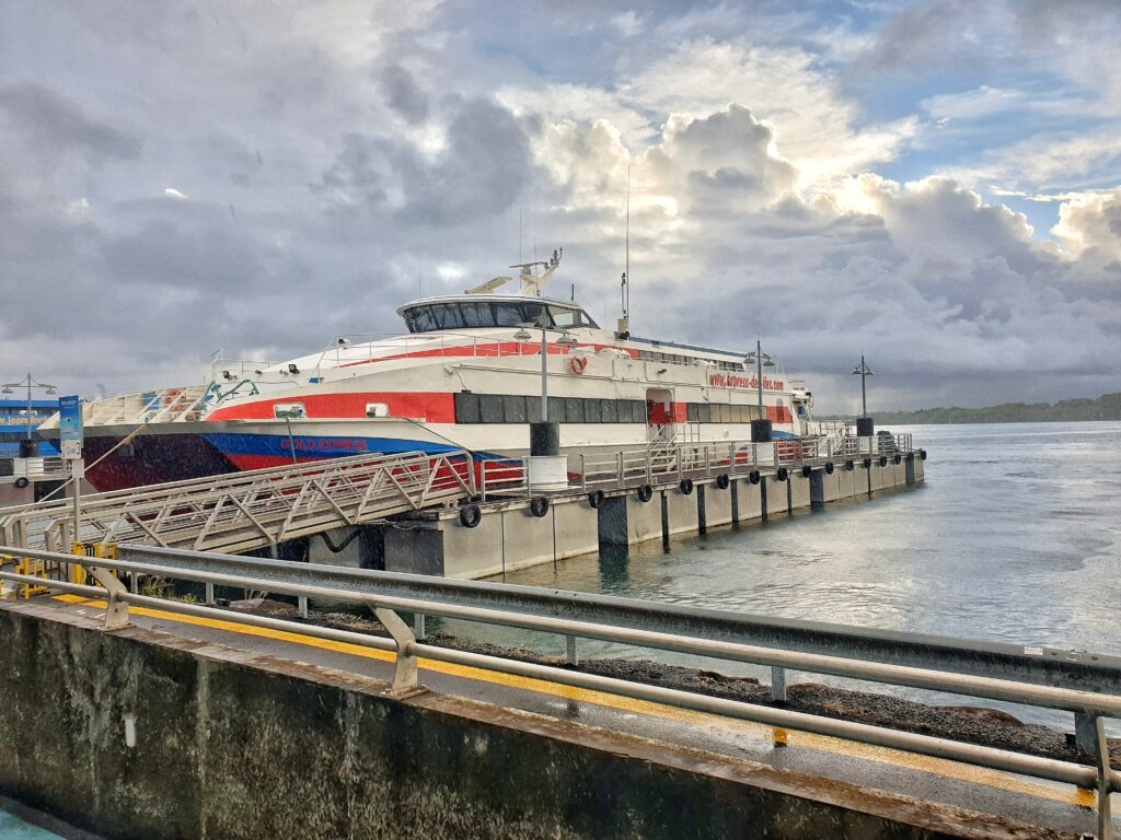 Ferry French Antilles