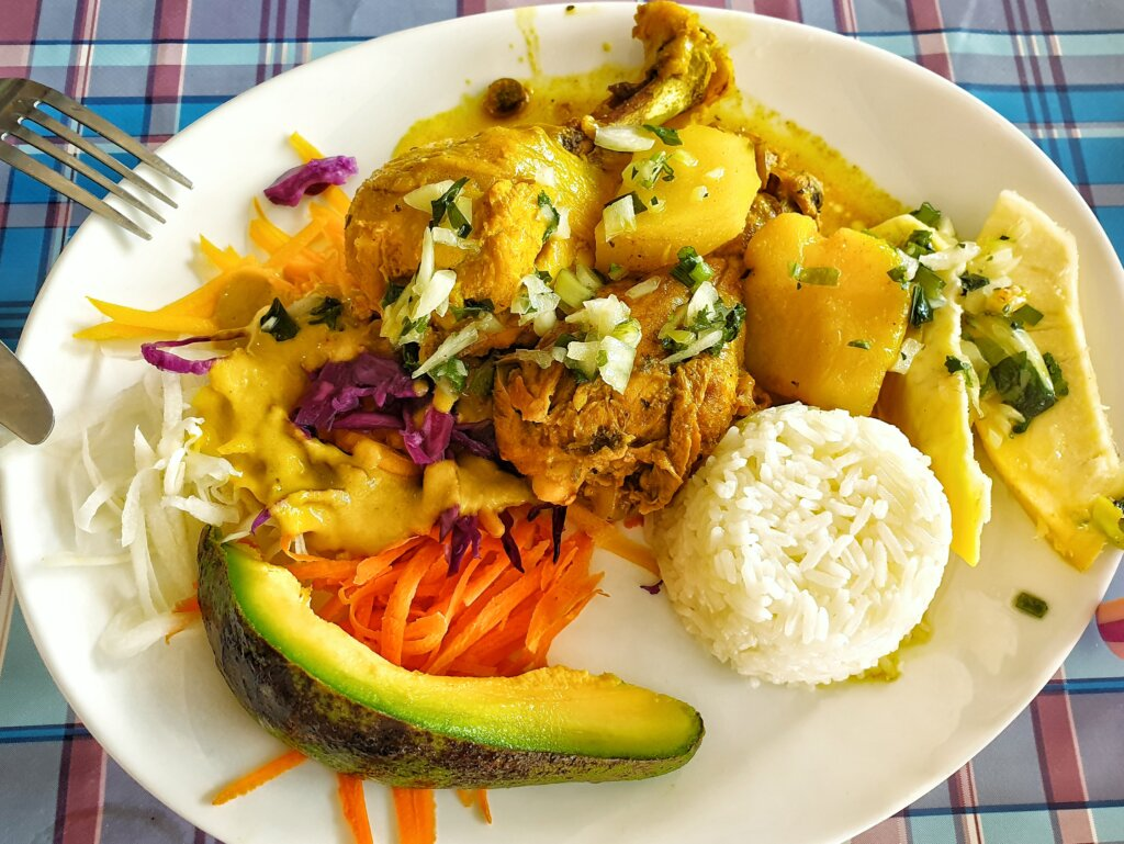 French Antilles local food