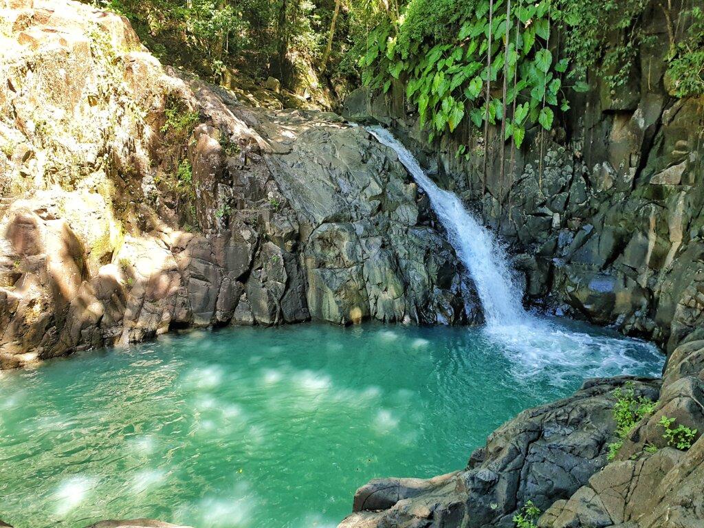 Waterfall Acomat Falls