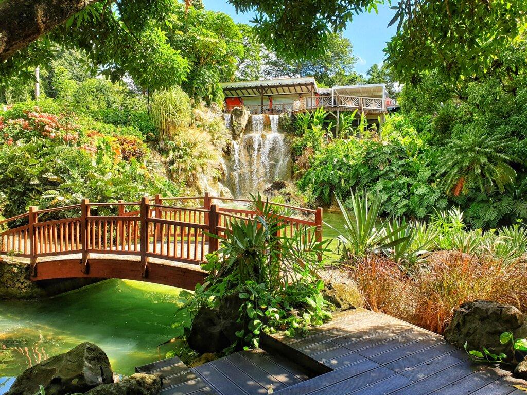 Botanical Garden of Deshaies