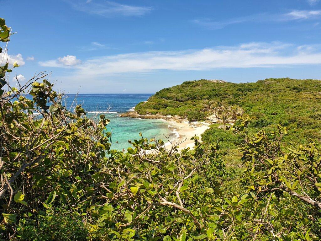 Pointe Tarare - Nudist Beach
