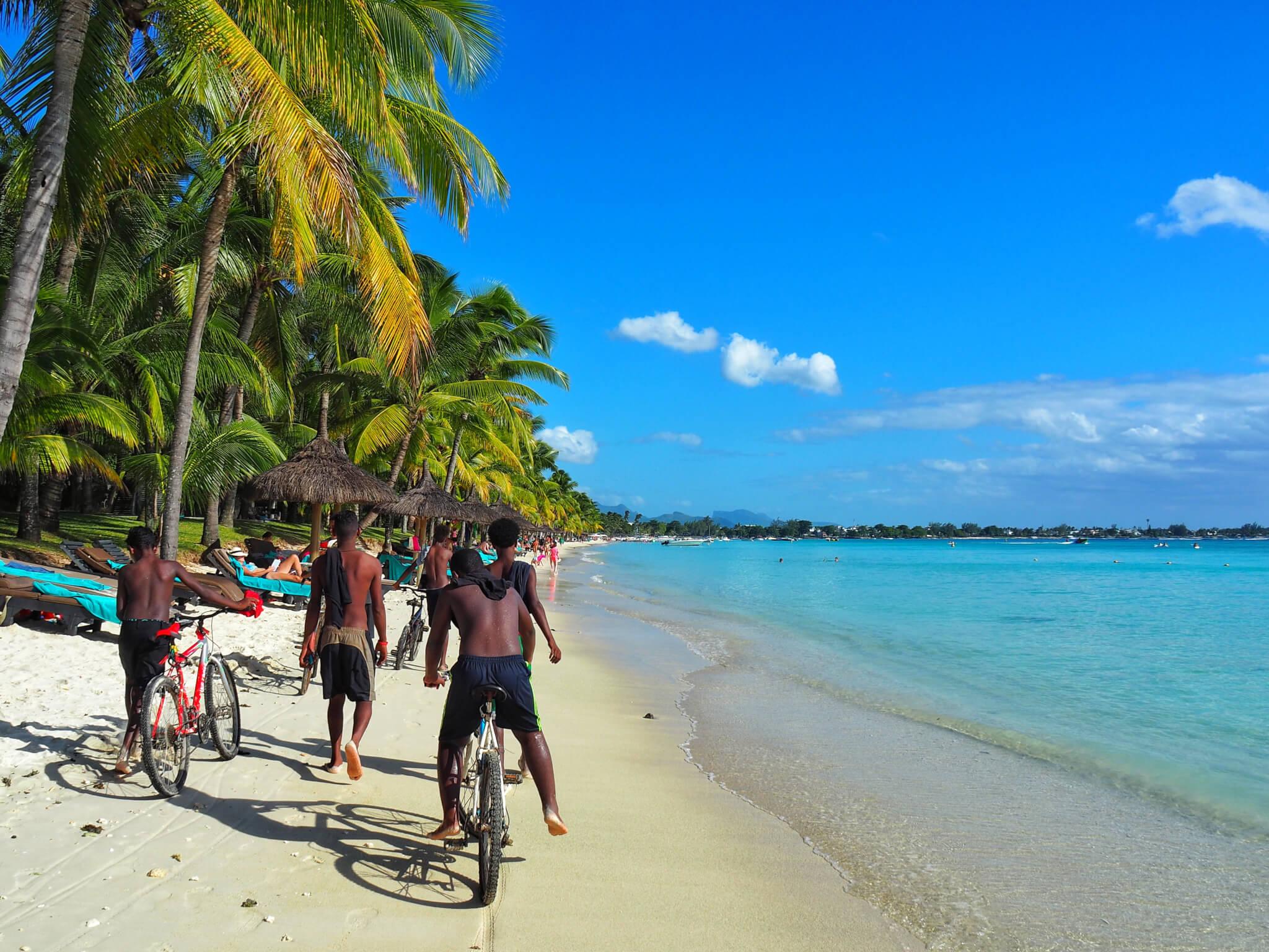 Visit Mauritius best beaches