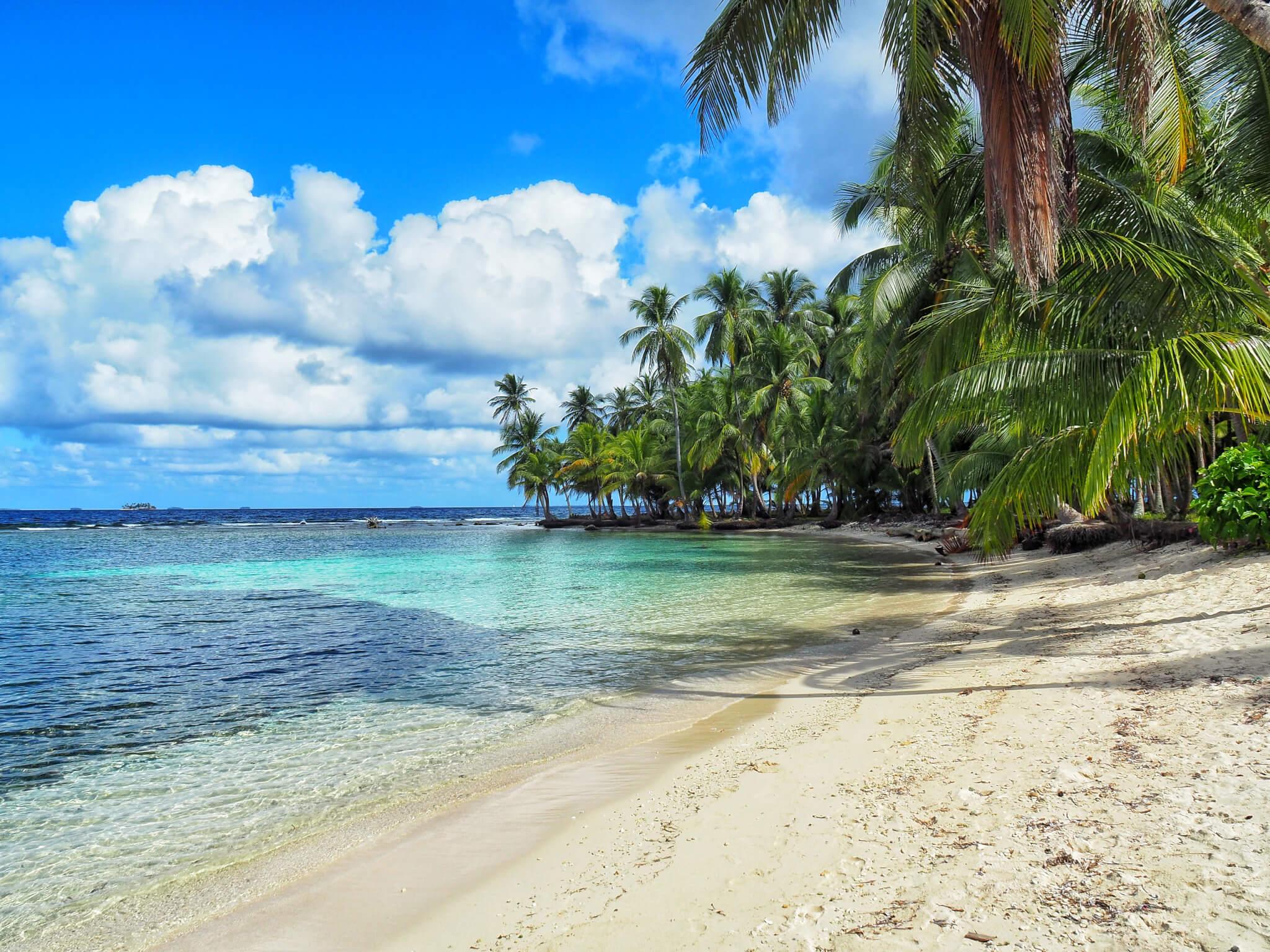 San Blas paradise