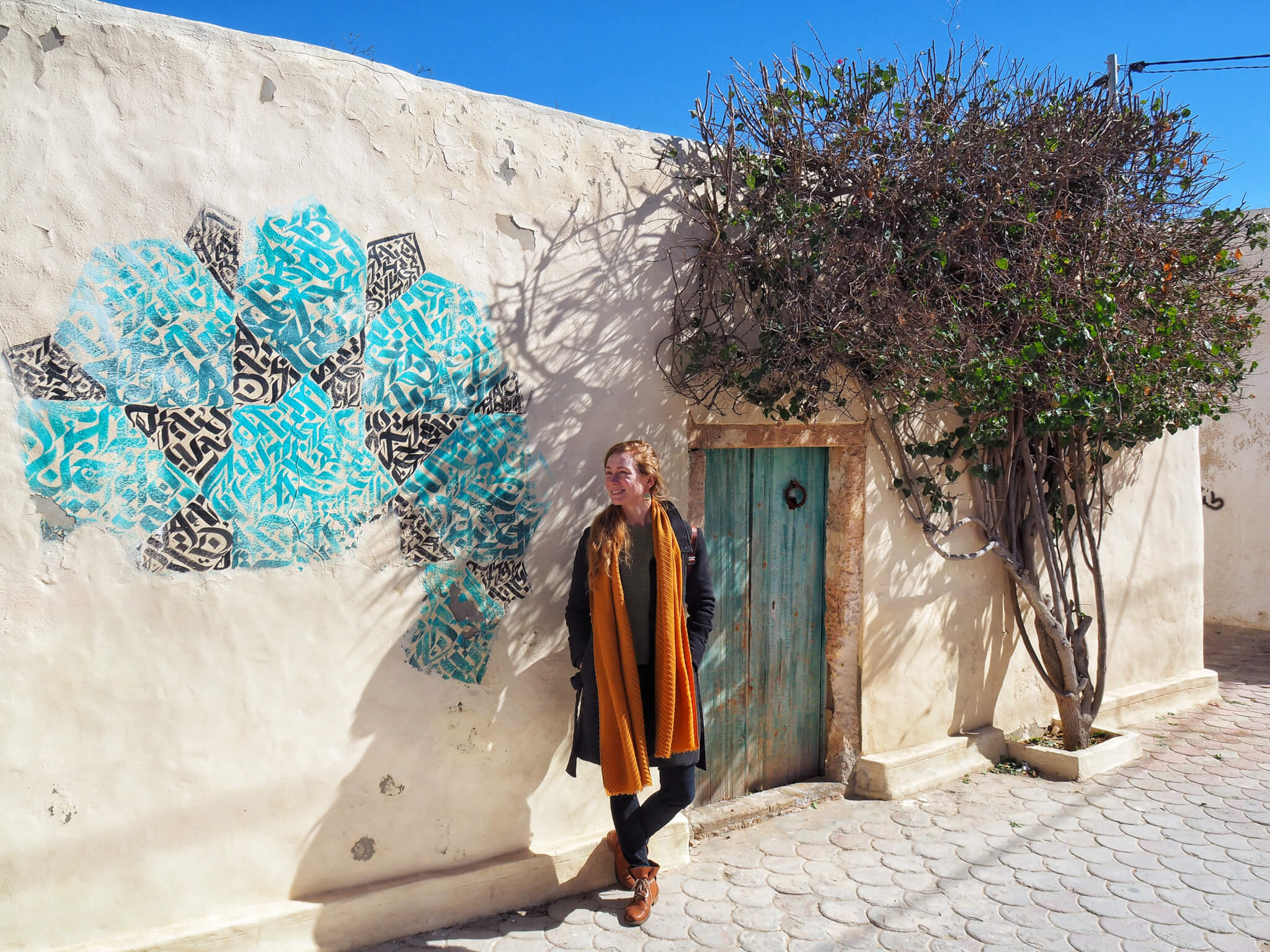 Tunisia during off-season: Djerba