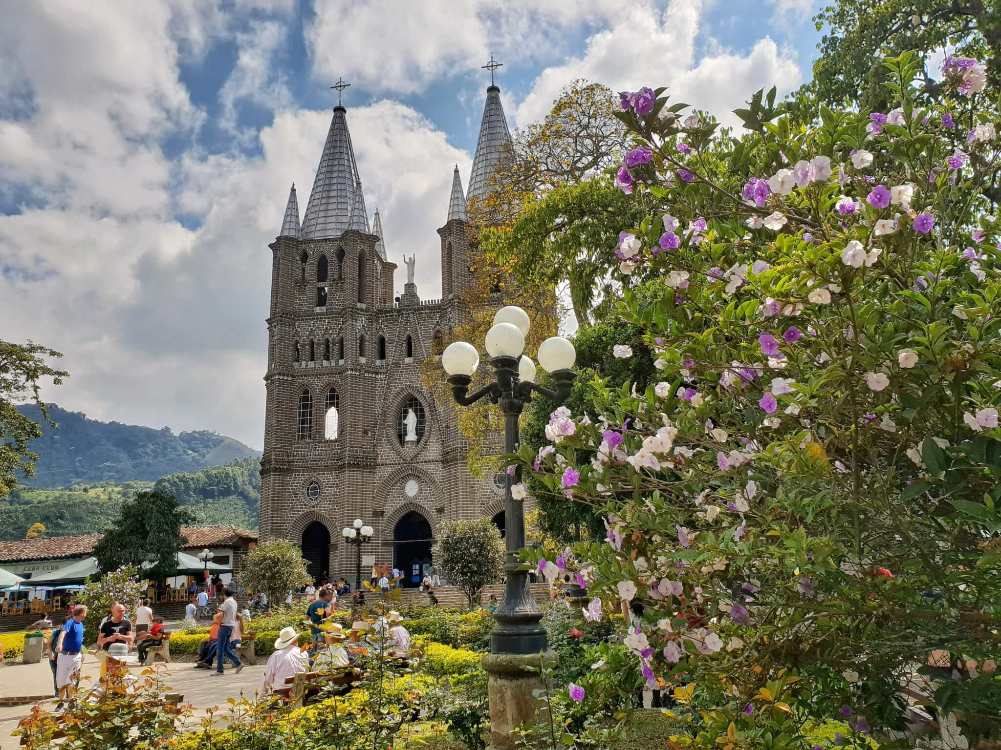 Colombia: detour to Jardín