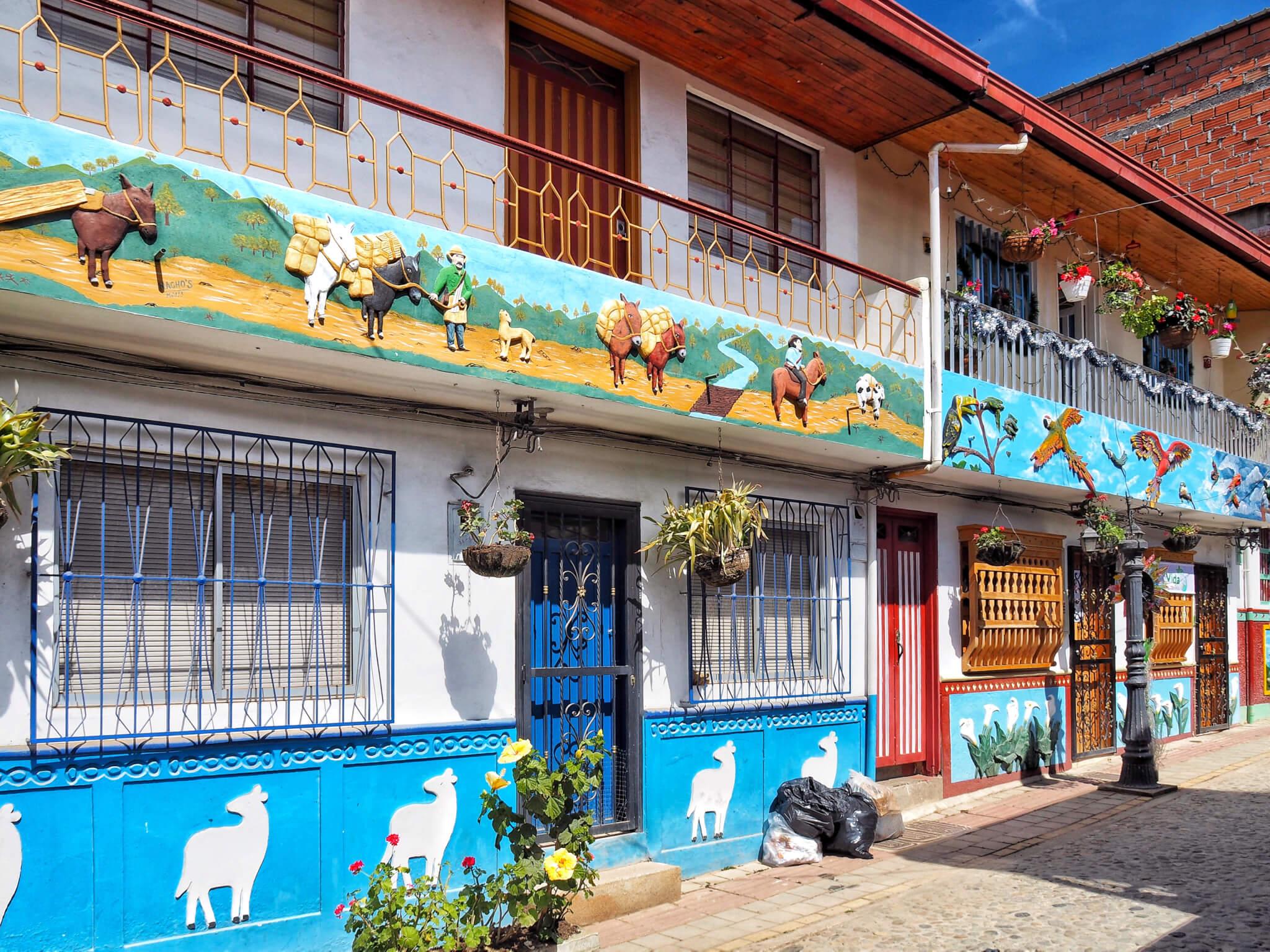 Colombia: Guatapé and La Piedra