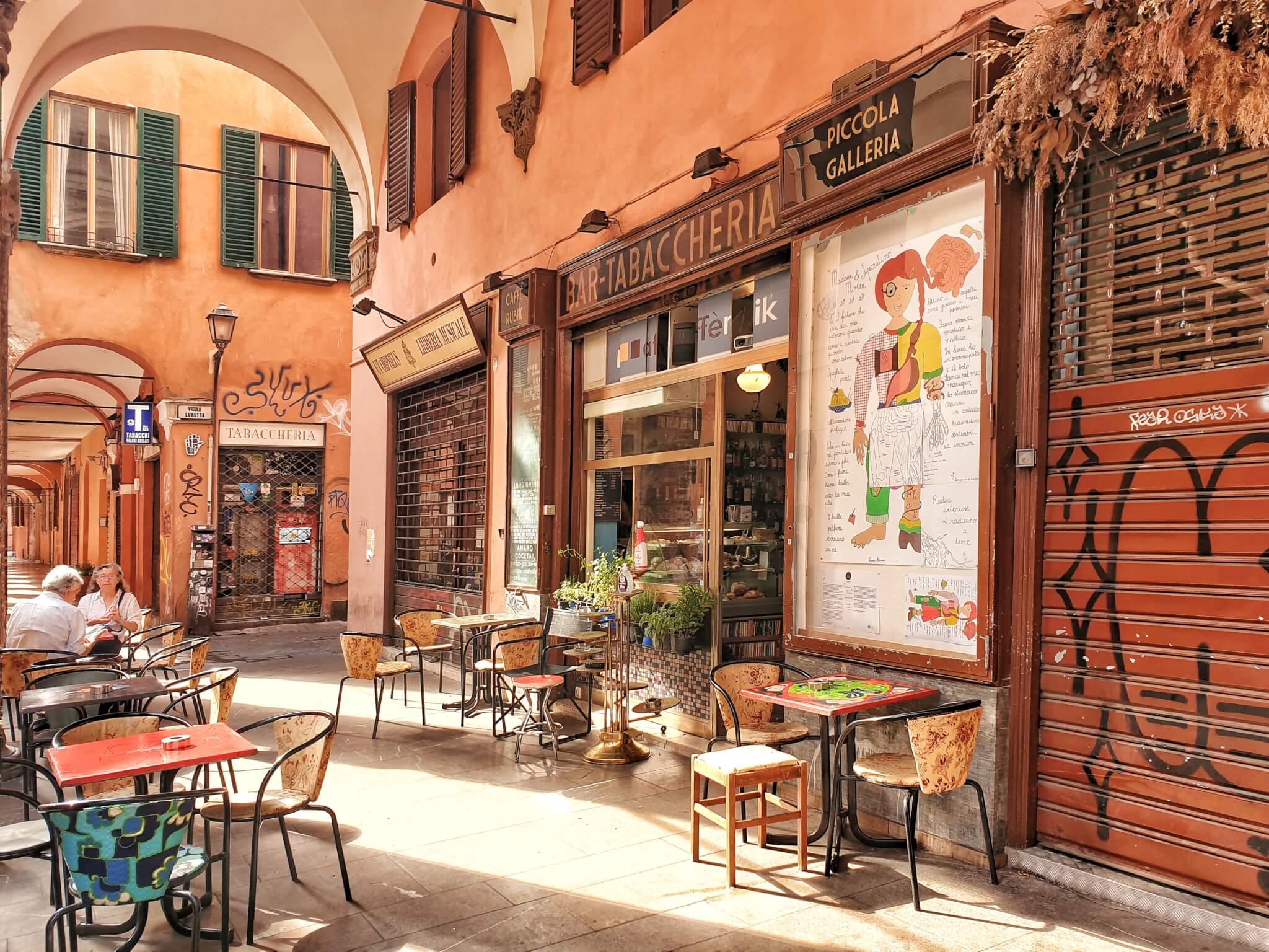 Italian Holidays: Bologna, San Marino, Rimini, Modena